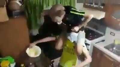 Ah Ratatouille, classic