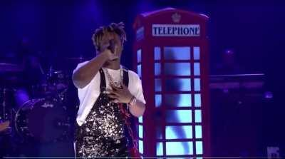 One Year Ago Juice WRLD Performed Hear Me Calling on Jimmy Fallon