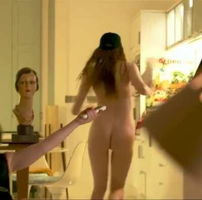 Karen Gillan tight naked plot in 'Not Another Happy Ending'