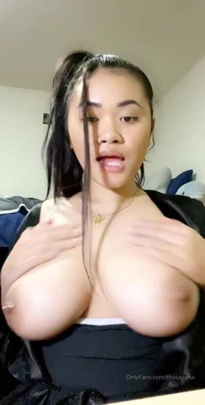Asia girl her FOLDERMEGA get it --->