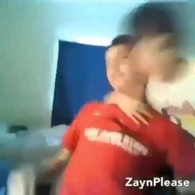 He is not fucking around