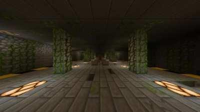 I decided to make an abandoned subway station on my survival server. Turned out quite nice... and spooky.