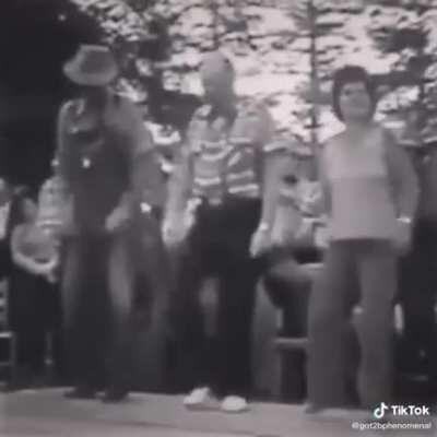 The very first Tictok dancers