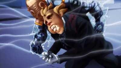 Junkrat Threatens Your Mercy