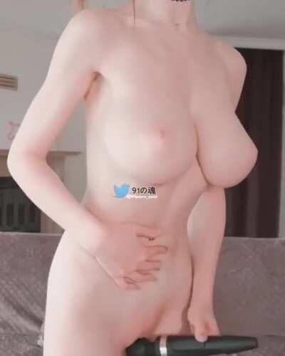 Hot Teen Girl with Big Natural Tits