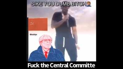 The Central Committee is wack