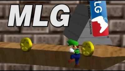 Mario 64 Fail