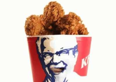Is The Colonel Coming On To Me?