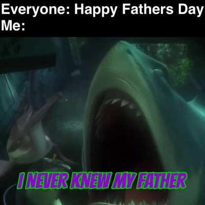 Happy Fathers Day?