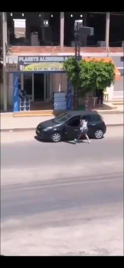 WCGW Dropping your purse just like that