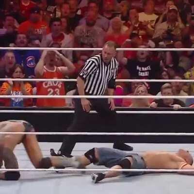 Steve Buscemi as John Cena