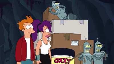 This Futurama scene