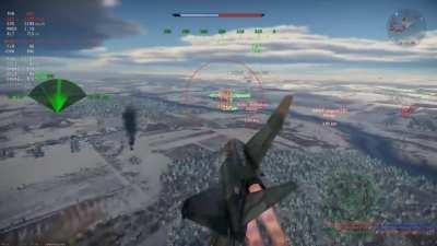 Luck may run out but the Phantom's missiles won't