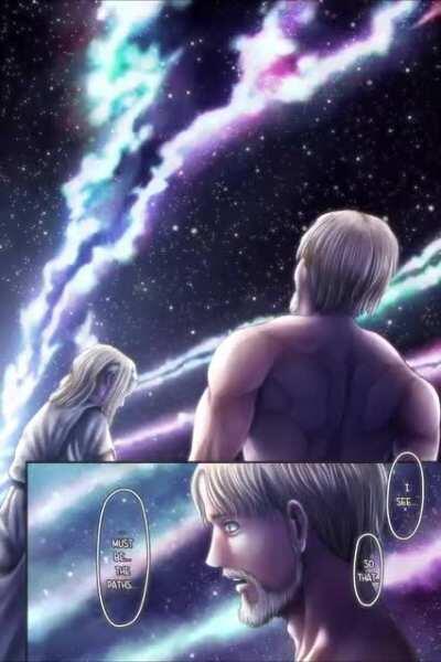 [Manga Spoilers][Colored] Stairway to Heaven