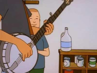 The Dale Gribble Bluegrass Experience