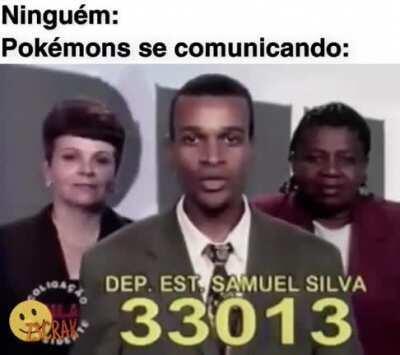 Esqueceu de falar Samuel Silva 😡😡
