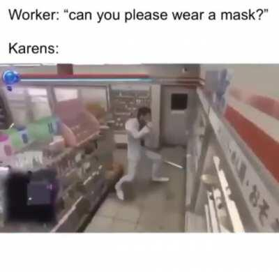Which one of you taught Karen Muay Thai