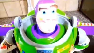 Buzz Lightyear Scream!