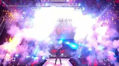 [Raw Spoilers] WWE Champion looking sharp