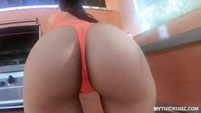 Sophia Leone - Outdoor Blowjob