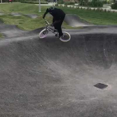540 nose pick by my brother from another mother