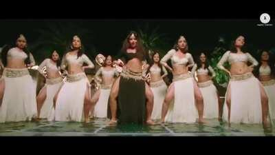 Chitrangada singh. Extracted fappable parts from her song Aao Raja.