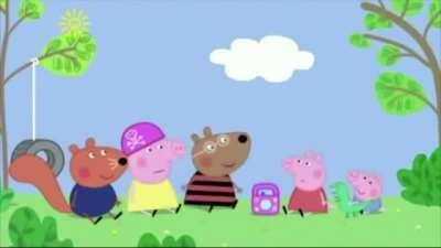 Peppa Pig Introduces Her Friends to Kendrick Lamar