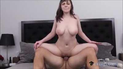 All Natural Hot Amateur Fucks Hard In Porn Debut