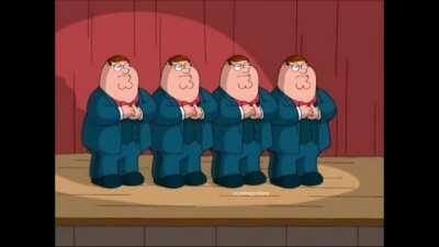 Holy cr*p Peter Griffin sings Sans Undertale the Musical (2016)