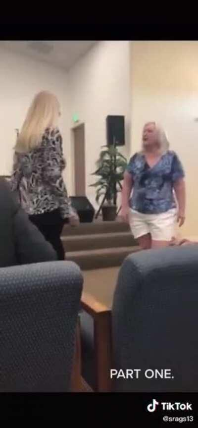 Mother in law wears shorts to sons wedding then yells at his new wife.