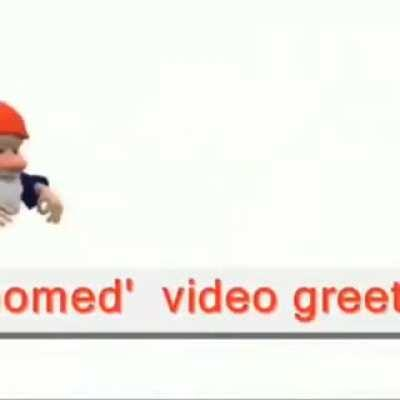 Im a Gnome and you've been Gnomed