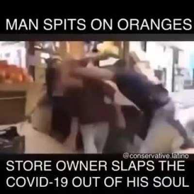 That slap