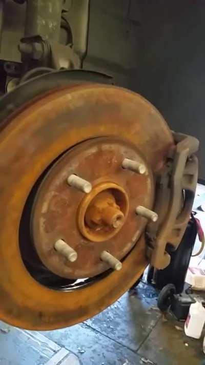Customer came in for tire rotation and oil change, also declined brakes.