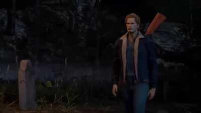 Tommy Jarvis internally everytime he gets called in (OC meme)