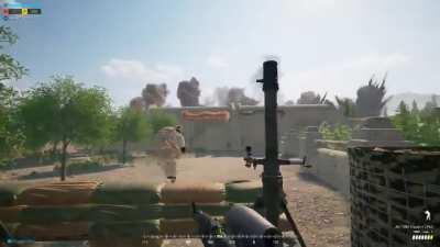 POV: You're an NPC in a Call of Duty cutscene.