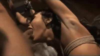Mya Nichole Bondage Deepthroat