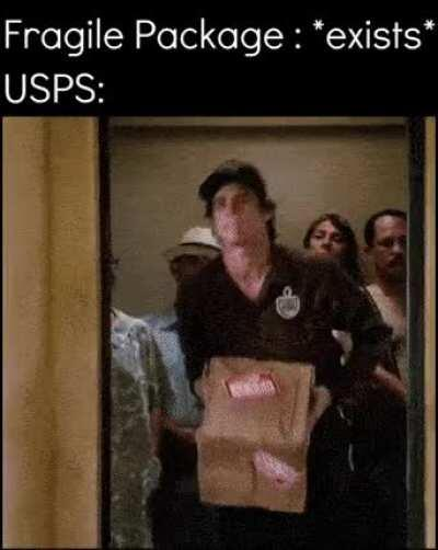 Th official USPS training video