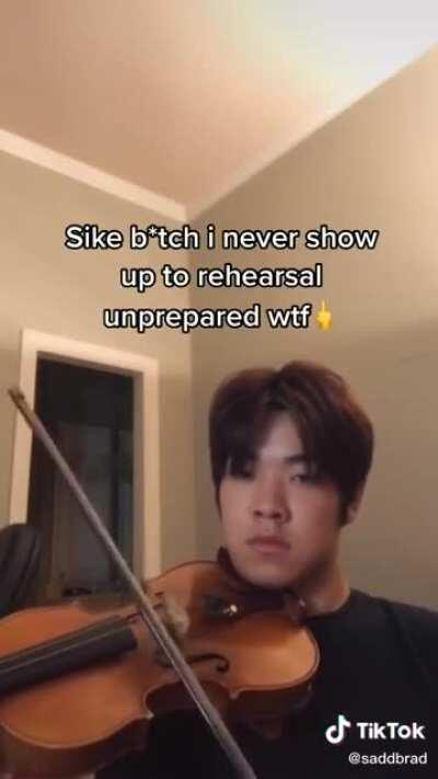 Orchestra gang rise up 🎻😤
