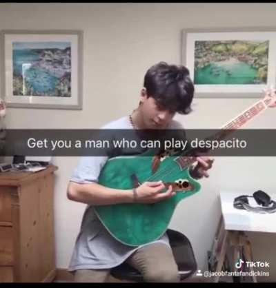 Is despacito still funny, no but here you go anyway.