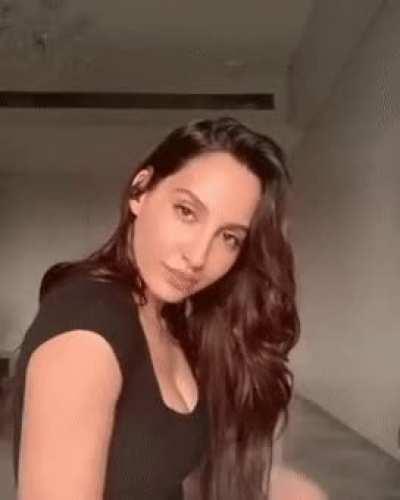 Nora Fatehi... The seductress