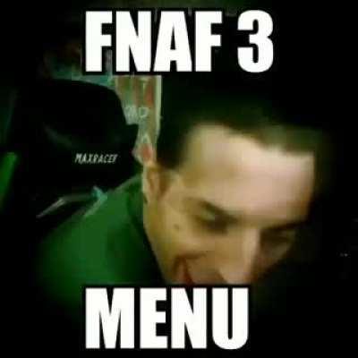 Dale Cristian ahora que estás desban juega el FNAF 3 😎