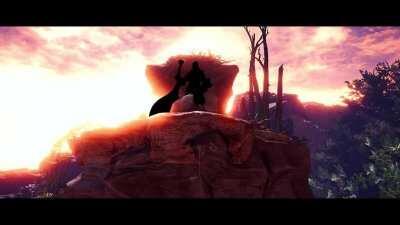 My Alatreon Avatar Opening