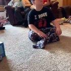 Boy with a troublesome home life gets the ultimate Christmas present