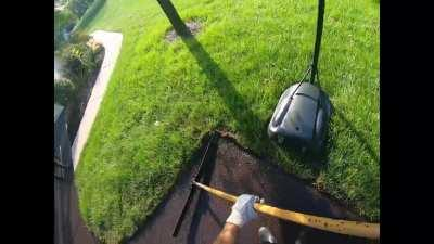 Some highlights from my job as a driveway sealcoater