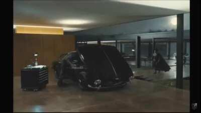 OTHER: Full black suit Superman scene revealed by Snyder at Justice Con
