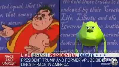 Recap of last night's debate