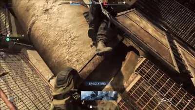 Modern Warfare jumpscare