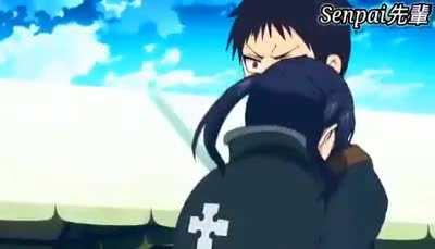 Accident in anime be like!!
