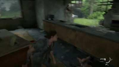[The Last of Us Part II] [Video] The combat is so FLUID and INTENSE