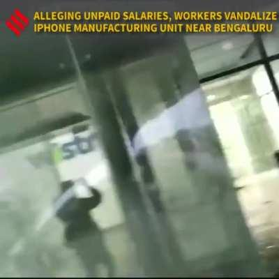 WCGW not paying Workers